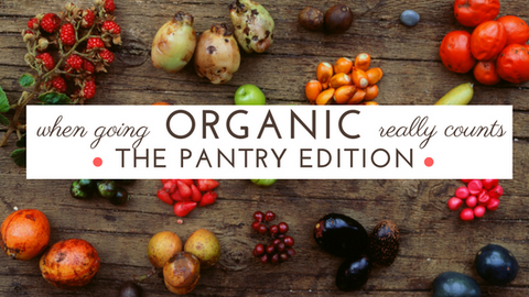 When going Organic really counts - All Organix