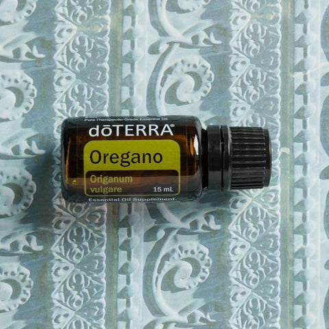 Oregano Essential Oil DoTERRA