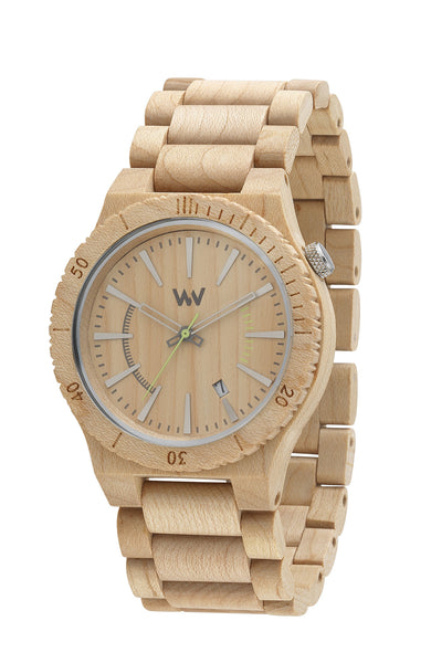 PRE-ORDER - WeWood Watches - Assunt Beige - All Organix