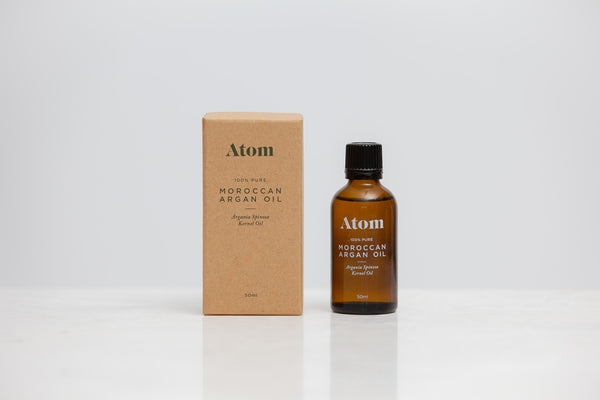 Atom Boutique - 100% Pure Argan Oil (50ml) - All Organix