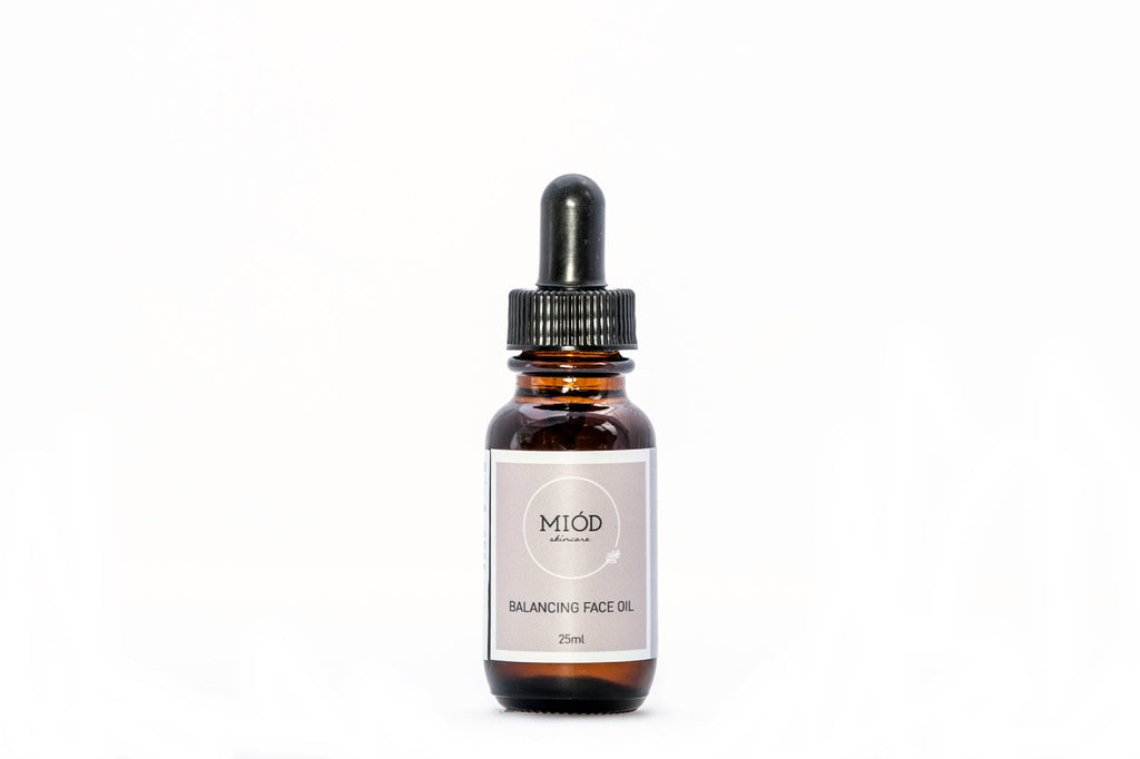 Miod - Balancing Face Oil - All Organix