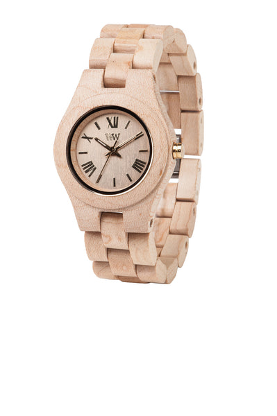 PRE-ORDER - WeWood Watches - Criss Beige - All Organix