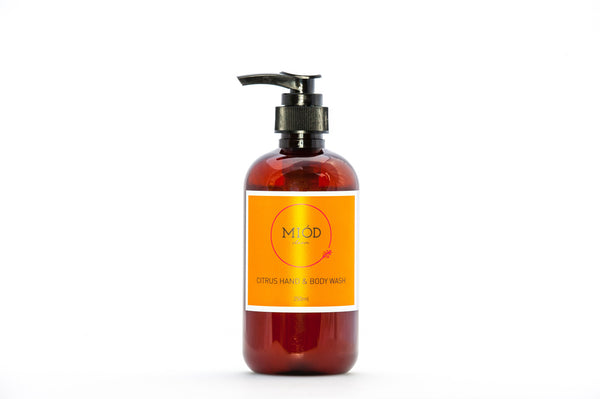 Miod - Citrus Hand and Body Wash - All Organix
