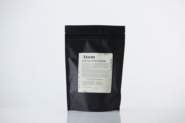 Atom Boutique - Coffee Body Scrub - All Organix