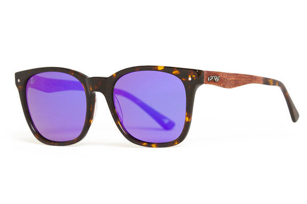 Proof Eyewear - Scout Tortoise Polarised - All Organix