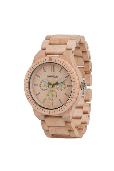 PRE-ORDER - WeWood Watches - Kappa Beige - All Organix
