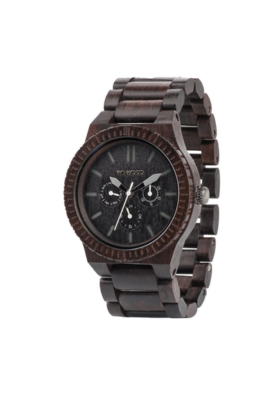 PRE-ORDER - WeWood Watches - Kappa Black - All Organix