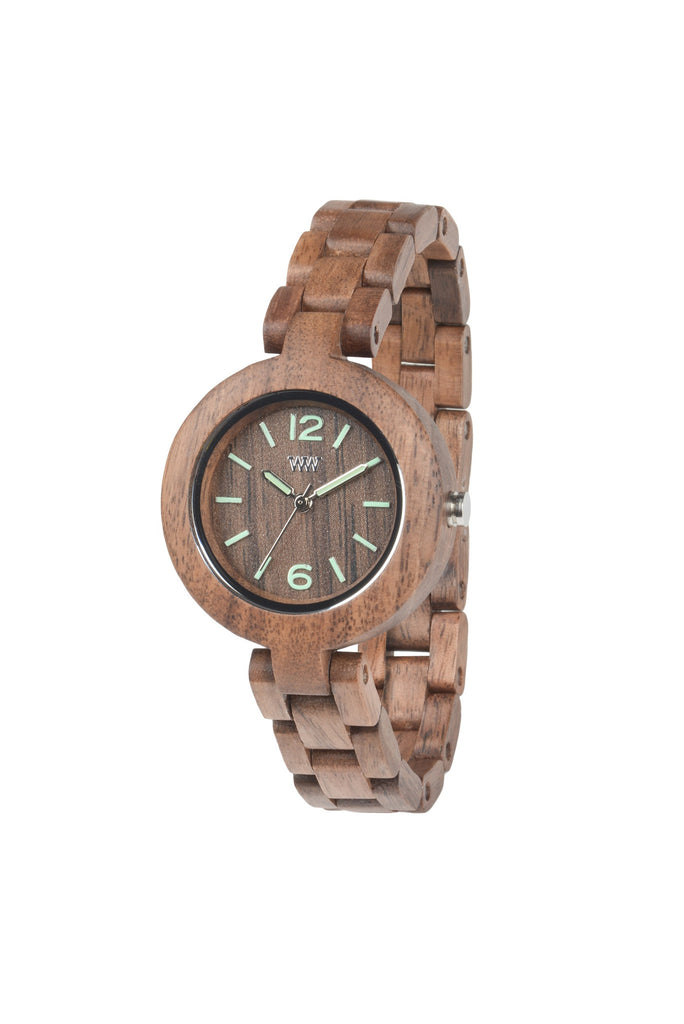 WeWood Watches - Mimosa Nut - All Organix