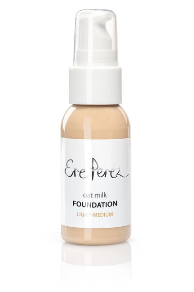 Ere Perez - Oat Milk Foundation - Light/Medium - All Organix - 1