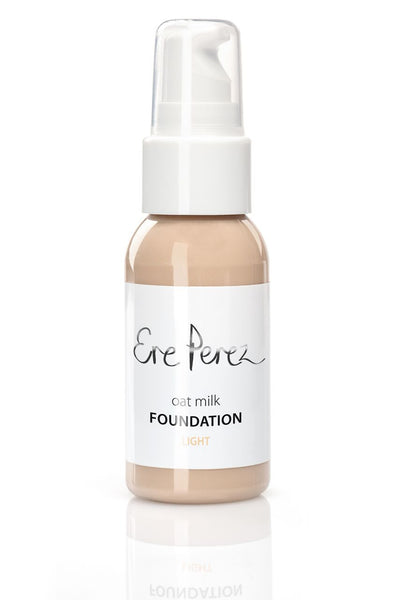 Ere Perez - Oat Milk Foundation - Light - All Organix - 1