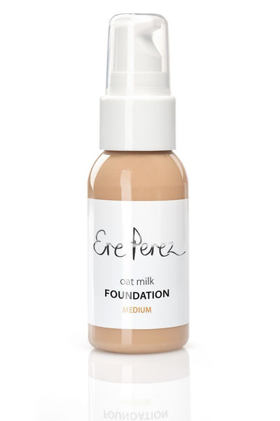 Ere Perez - Oat Milk Foundation - Medium - All Organix - 1