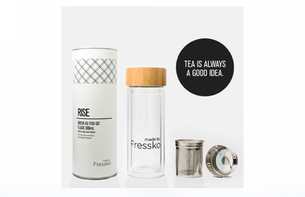 Made by Fressko - RISE Flask 300ml - All Organix