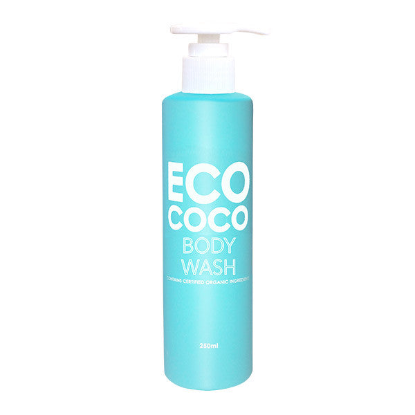 Eco Coco - Body Wash (250ml) - All Organix