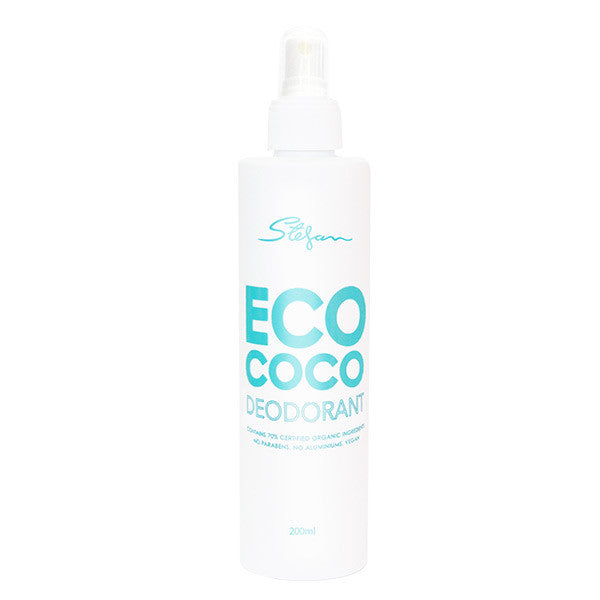 Eco Coco - Deodorant (200ml) - All Organix