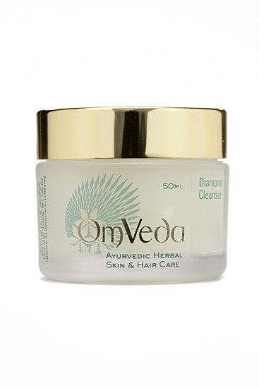 OmVeda - Diamond Cleanser - All Organix