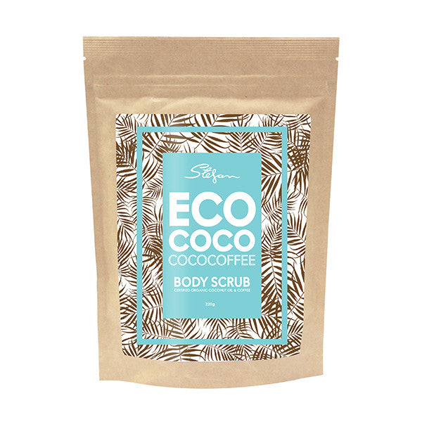 Eco Coco - Coffee Body Scrub - All Organix