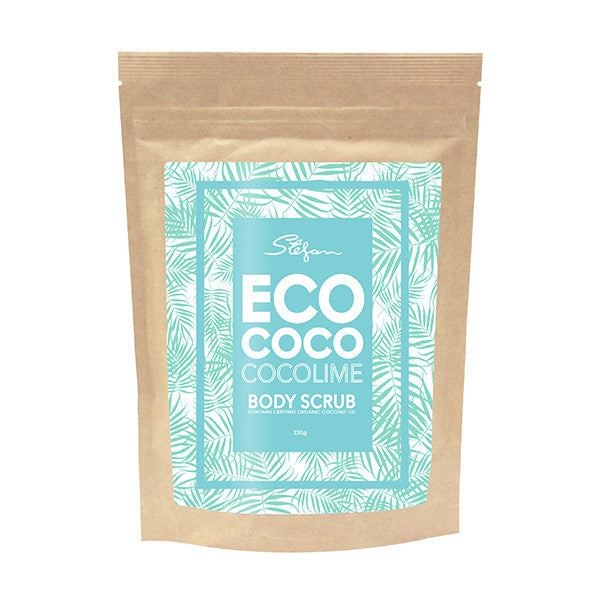 Eco Coco - Coco Lime Body Scrub - All Organix