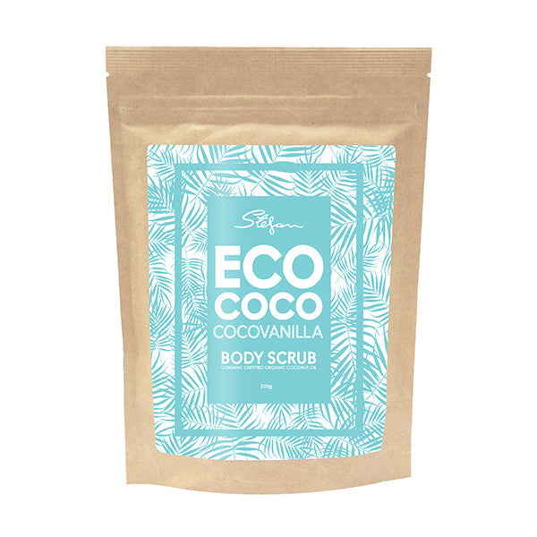 Eco Coco - Coco Vanilla Body Scrub - All Organix