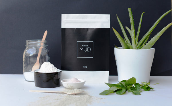 MUD - Muscle Mud - Recovery Bath and Body Mask - All Organix