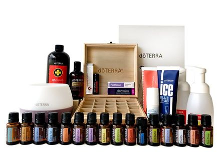 DoTERRA Nature's Solution Kit