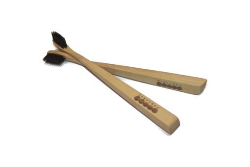 PearlBar - Bamboo and Charcoal Toothbrush - Adult - All Organix