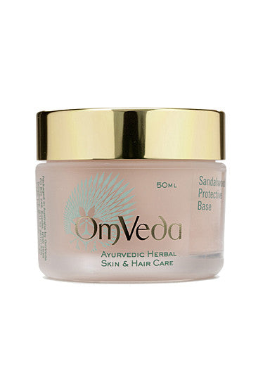 OmVeda - Sandalwood Protective Base - All Organix