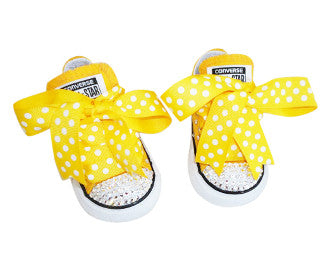 Summer Is Here Converse Toddler Bling Shoes - Blingitonyou