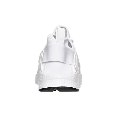 Swarovski Nike Air Huarache Ultra (White Black) + Hand Customized Swarovski  Crystals (Side) - White 3853926e5a42
