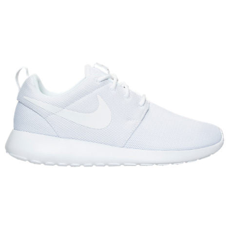 Swarovski Nike Shoes Women's Nike Roshe One White Customized with Swarovski® Xirius-Rose Cut Crystal Rhinestones Authentic New In Box Shoes