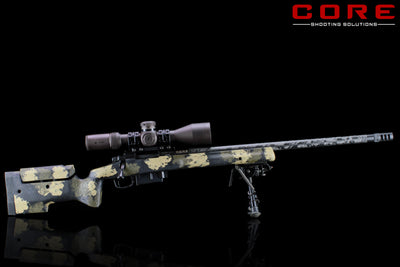 CORE Custom Precision Rifle Build