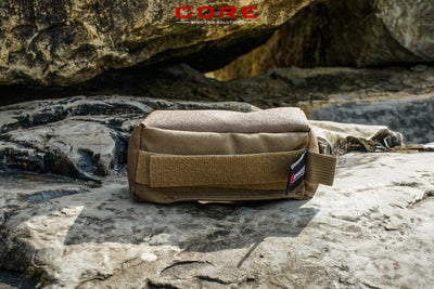 "Armageddon Gear ""The Brick"" grippy rear bag"