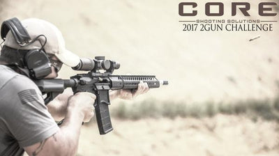 CORE  2Gun O.C.S.O. Sheriff's Star Charity OUTLAW Match/Challenge September 30, 2017