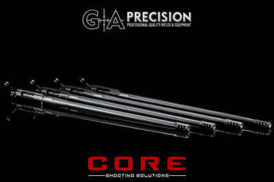 GA Precision/CORE Shooting Solutions Barreled Actions
