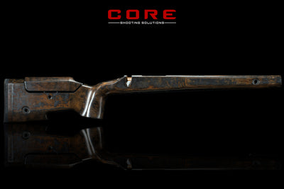 "Foundation Rifle Stocks ""Exodus Light"" for Defiance Deviant Short Action"