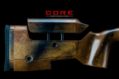 "The CORE ""Foundation"" 6.5 Creedmoor Precision Rifle"