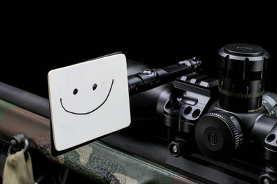 Hawk Hill Custom Rifle Mounted Data Holder (Picatinny Mount)