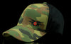 WOODLAND COLOR 6-GUN HAT