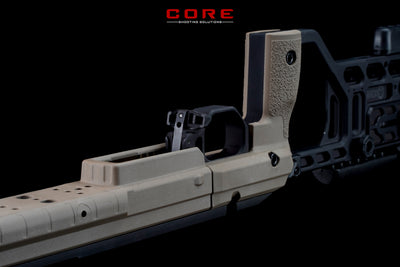 Kinetic Research Group (KRG) Whiskey-3 Chassis (Remington 700 SA, Non-Folding)