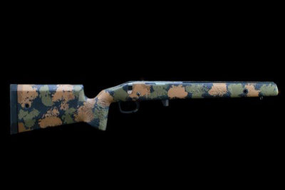 Manners EH1 Elite Hunter Series w/ mini-chassis for Remington 700