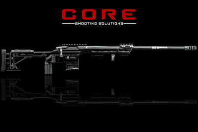 Masterpiece Arms Competition Chassis/Bighorn TL 3 6.5 Creedmoor
