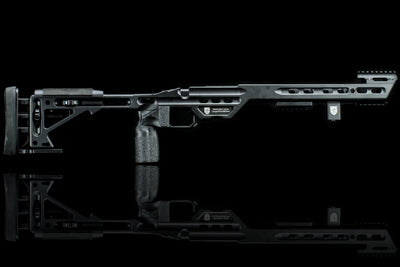 Masterpiece Arms BA Black Chassis Remington Long Action Photo