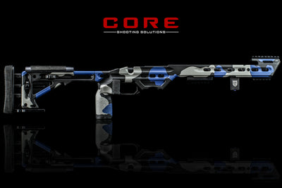 CORE Custom Camo Masterpiece Arms BA Competition Chassis