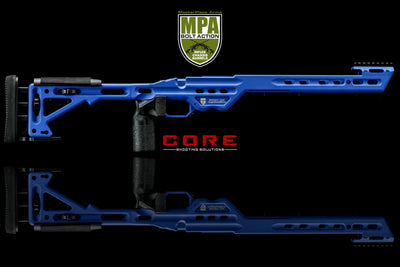 Masterpiece Arms BA Competition Chassis (Remington 700 SA Footprint)