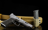 Alex and Ryan Design Kydex Single Pistol Mag FDE Carbon Fiber Carrier photo 2