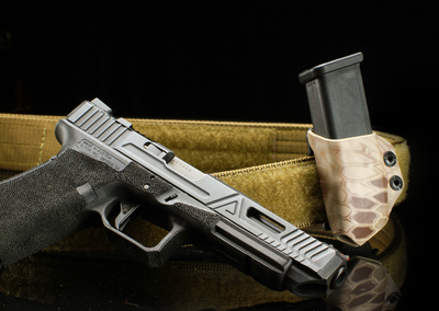 Alex and Ryan Design Kydex Single Pistol Mag Nomad Carrier photo 2