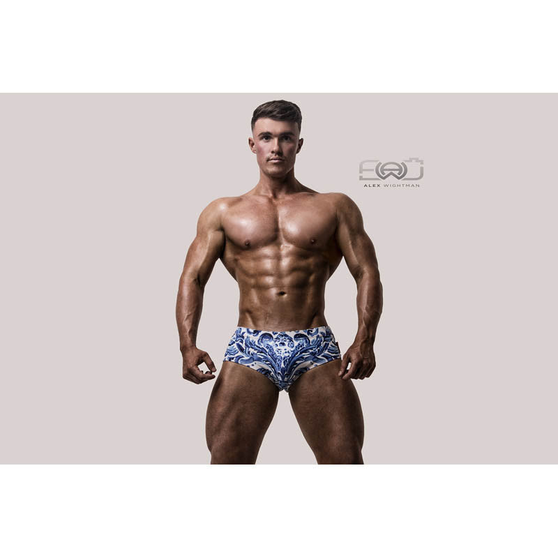DANNY MIAMI Swimwear - God Of Sea - Men Swimsuit Brief - Beach Trunks -  Fashion brand