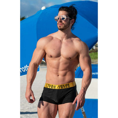3Pack Gold Black Boxer Promo