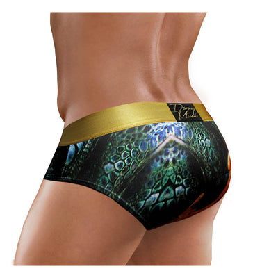 Regal habitat - Underwear Brief -  TOP Fashion Brand DANNY MIAMI  - Undies with sexy low cut