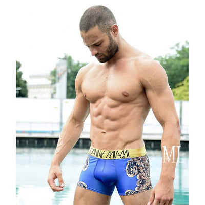 Royal Blue Boxer