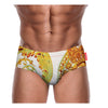DANNY MIAMI Swimwear - Vintage Savage - Men Swimsuit Brief - Beach Trunks -  Fashion brand